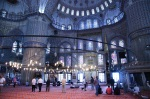 Dome of the Blue Mosquee Istanbul