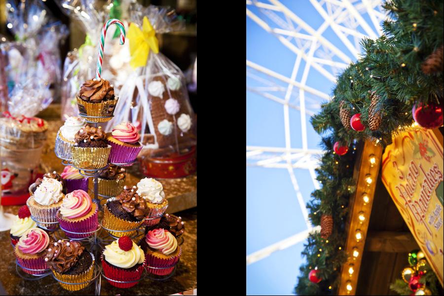 Christmas treats and decorations - Winter Wonderland