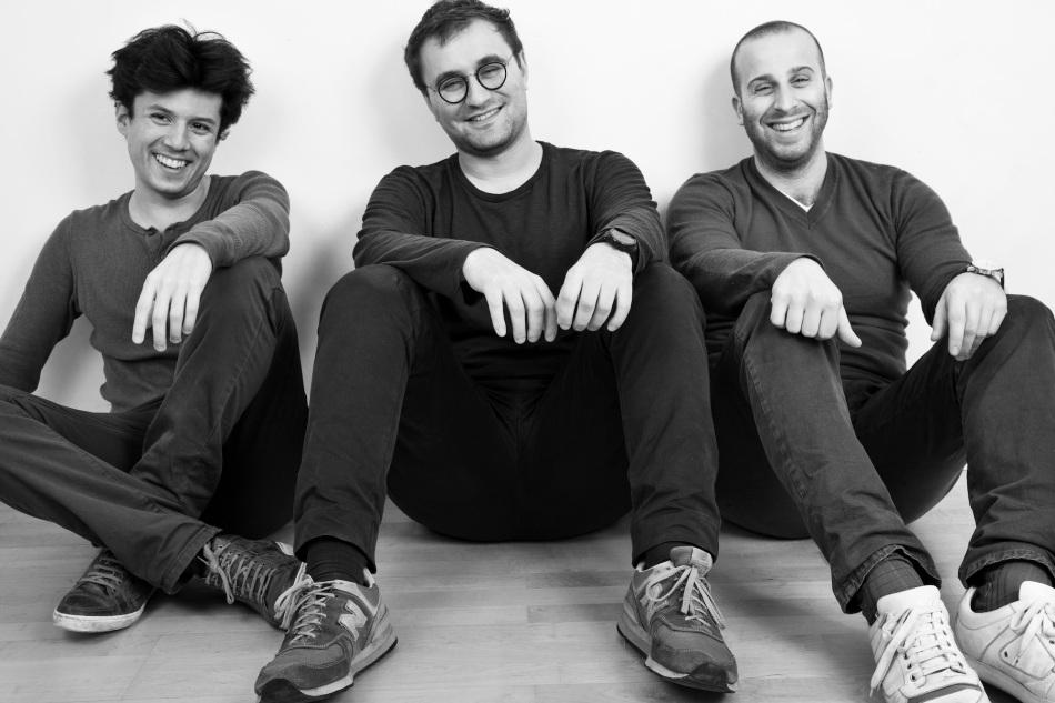 Tomas, Daniel & David