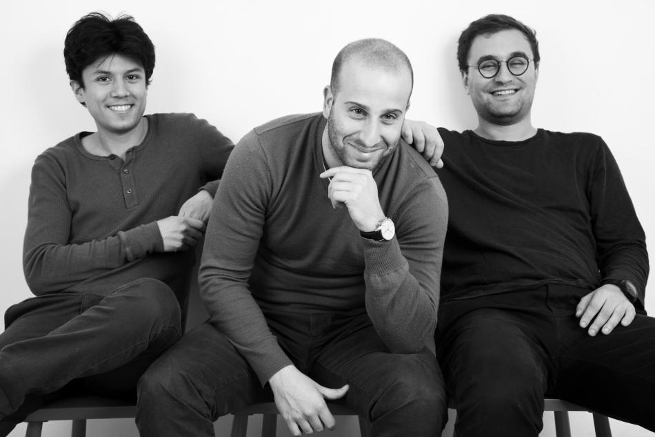 Tomas, Daniel & David - the Boys