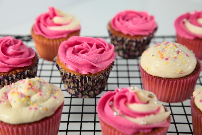 Cupcakes Preparation 1