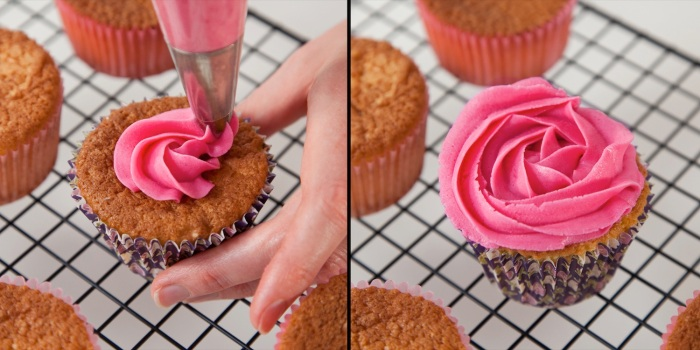 Cupcakes Preparation 2