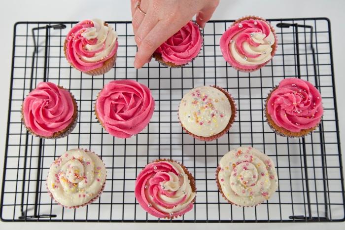 Cupcakes Preparation 7