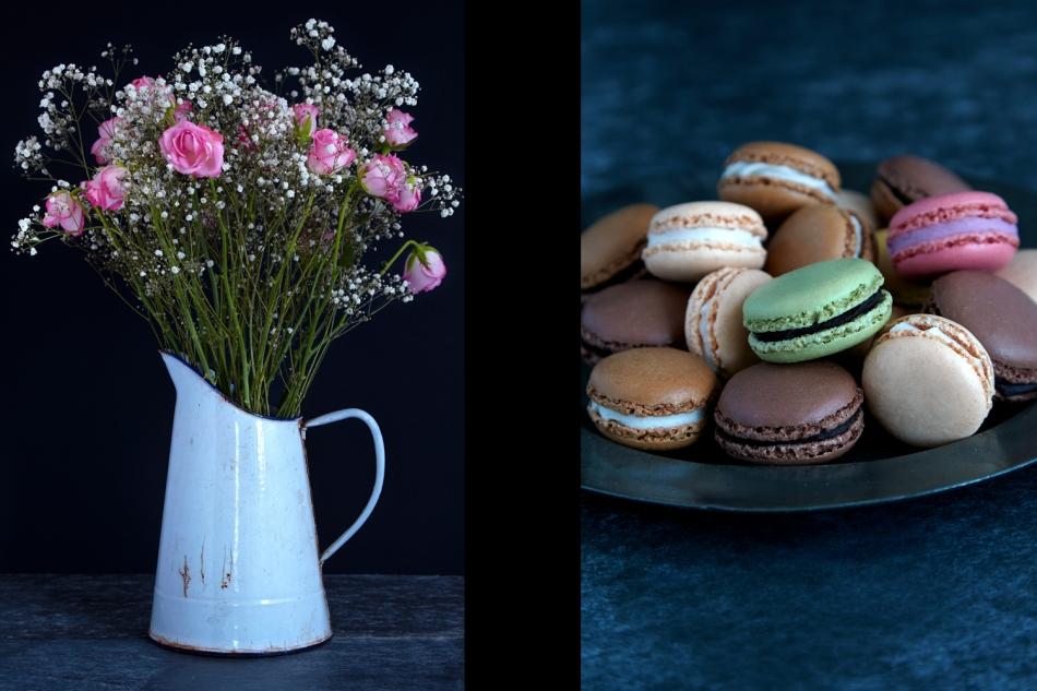 Macaroons & Roses