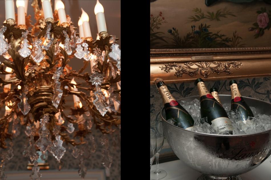 Champagne & lustre