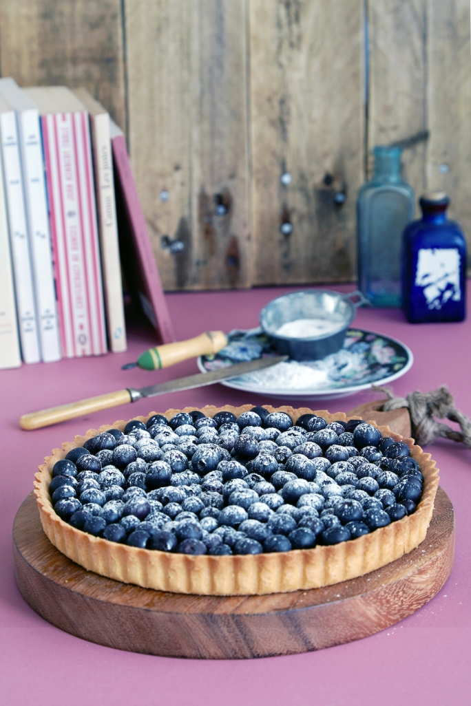 Blueberry tart 03